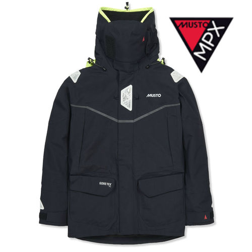 Musto MPX Offshore Jacket Black