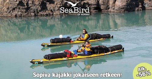 Seabird expedition HV vuokraus